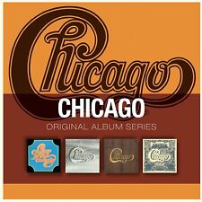 Chicago ORIGINAL ALBUM SERIES Transit Authority II V VI VII New 5 CD Box Set