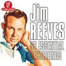 60 Essential Recordings Jim Reeves Audio CD