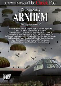 Remembering Arnhem