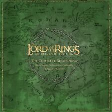Lord of the Rings - Return of the King NEW SEALED 6 LP limited deluxe box set