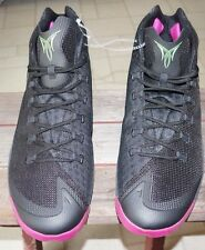 sneakers for cheap 6c5a7 d3234 Nike Jordan Melo M12 Basketball Shoe Mens Size 18 Black 827176-030 Round  Toe New