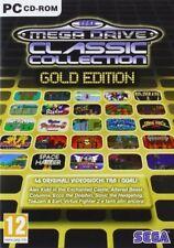 Sega Mega Drive Classic Collection - Gold Edition PC CD-Rom