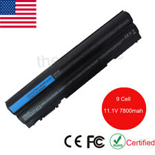 9 Cell Battery for Dell Latitude E5430 E5530 E6420 E6430 E6430 M5Y0X T54FJ 2P2MJ