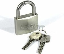 ABUS 75IB/50 All Weather Marine Padlock - Brass and Stainless Steel