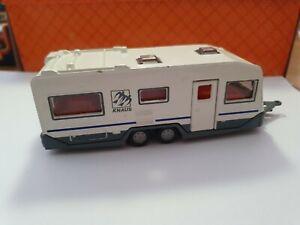Siku Knaus Caravan Model 1:55