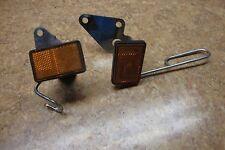 2005 Kawasaki Eliminator BN125 BN 125 Front Fork Reflectors Mount F13