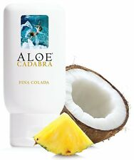 Pina Colada Flavored Personal Water-Based Lubricant Lube Edible Oral Sex Anal