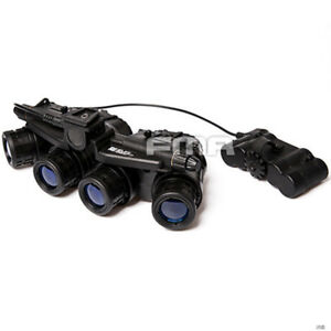 FMA Tactical Airsoft NVG GPNVG 18 DUMMY Night Vision Goggle Model TB724-BK