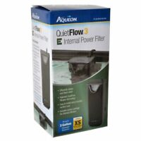 Aqueon QuietFlow E Internal Power Filter Efficient and Available in 4 sizes
