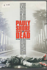PAULY SHORE IS DEAD (DVD, 2005) INCLUDES INSERT