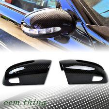 Real Carbon Mercedes Benz W211 E-Class 4D Side Door View Mirror Cover E550 E320