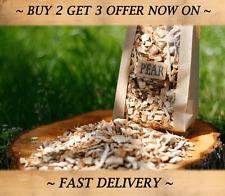 Bbq fumeur de copeaux de bois poire 3L meilleur pour fumer poisson viande de porc alimentaire de fumer en bois