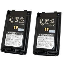 2 x New For Yaesu Vertex Radio VX350 VX351 VX354 FNB-V96Li FNB-V95Li Battery