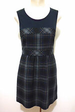 NEW PENNY by PENNY BLACK Abito Vestito Donna Scotland Woman Dress Sz.S - 42