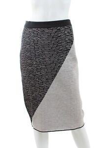 Jonathan Simkhai Knit Pencil Skirt
