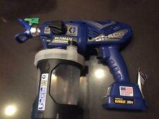 GRACO ULTIMATE Handheld Airless Paint Sprayer Cordless 17N164