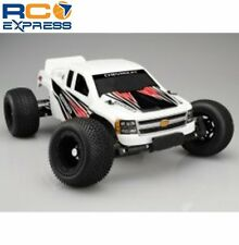 JConcepts Illuzion 2012 Chevy 1500 Rustler Xl-5 Body Clear JCO0249