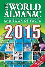 Sarah Janssen - World Almanac And Book Of Facts 2015