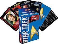 Star Trek carte à jouer game (NM) sous licence