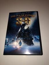The Polar Express (Dvd, 2008, 2-Disc Set, 3-D)