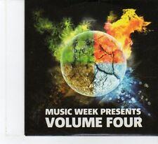 (FR60) Music Week Presents, Volume 4, 11 tracks various artists - 2010 CD