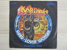 Single /  Karthago – Hard-Lovin' Woman / 1974 / RARITÄT / DE PRESS /