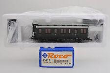 ROCO HO SCALE 45412 P.St.E.V.4Kl 4th CLASS 3 AXLE PASSENGER CAR    -C