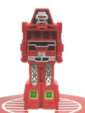 Gobots Action Figure Red Bubble Man Toostie Toys