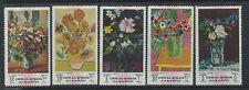Um Al Qiwain PA N°18** (MNH) 1968 - Peintures de fleurs