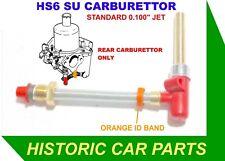 Benzin Jet Einbau Orange Id Ring für Hintere HS6 Su Vergaser On Mgcgt Mgc 2.9 Lt