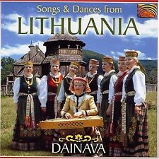 Dainava - Songs & Dances from Lithuania [New CD]