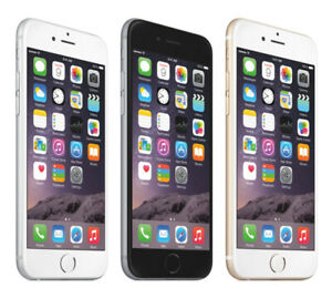 """Apple iPhone 6s Plus 16/64/128GB Unlocked 5.5"""" Smartphone 4G LTE Touch ID 4Color"""