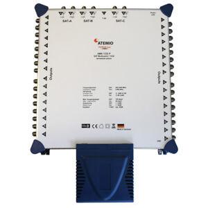 ATEMIO AMS1332P Multischalter POWER-Line 13/32 (3 Satelliten auf 16 Teilnehmer)