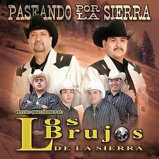 Los Brujos de la Sierra : Paseando Por La Sierra CD