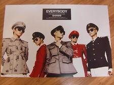SHINee - EVERYBODY [ORIGINAL POSTER] K-POP *NEW*