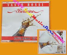 CD Singolo VASCO ROSSI Bollicine Saffa Remix 2007 MODA SIGILLATO mc dvd(S23****)