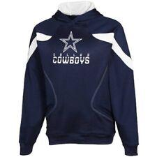 Dallas Cowboys Men's Momentum Sideline Kickoff Hooded Sweatshirt Size XL Reebok