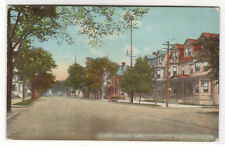 Court Street Portsmouth Virginia 1912 postcard