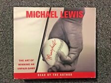 Moneybag: The Art of Winning An Unfair Game Lewis Michael CD Audio Book