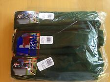 Russell Adult/Youth Solid Color All Sport Tube Sock, 12 Pair, Dark Green, Large