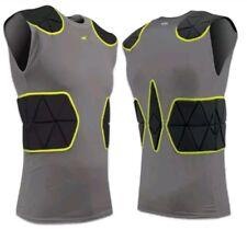 New! Champro Youth Tri-Flex Compression Padded Under Shirt Fju6 Adult Small