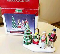 Lemax Village Carollers Trio Carolers Christmas Tree Figurine