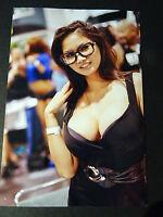 SEXY  8X12 OF ASIANS IMPORT MODEL,KAI LANSANGAN AKA XENA KAI,BIG BOOBS,S-30