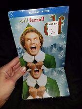 Will Ferrell Elf (Blu-ray/DVD) Exclusive Steelbook Holiday Movie