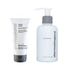 Dermalogica PreCleanse 5.1oz,150ml + Active Moist 6oz,177ml Skincare Set