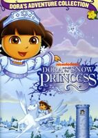 Dora the Explorer - Dora Saves the Snow Princess [New DVD] Full Frame,
