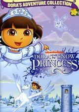 Dora the Explorer - Dora Saves the Snow Princess [New DVD] Full Frame, Dolby