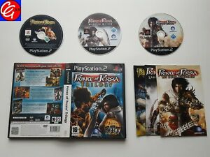 Prince of Persia Trilogy PLAYSTATION 2 PS2