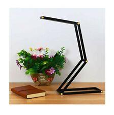 Inno Gene Foldable LED Desk Light Lamp, Portable Office Table Lamp, USB Black