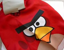 NEW NWT Halloween Costume Angry Bird Red Yellow Adult One Size